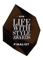 Life With Style Awards - Finalist!